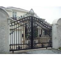 受欢迎的铁艺门,别墅铁艺门,欧式铁艺门