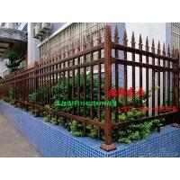锌钢围栏/锌铝合金庭院围栏·