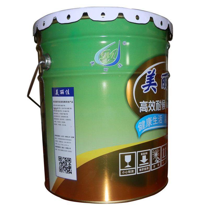 环保外墙漆 高效耐候外墙涂料 美丽佳品牌