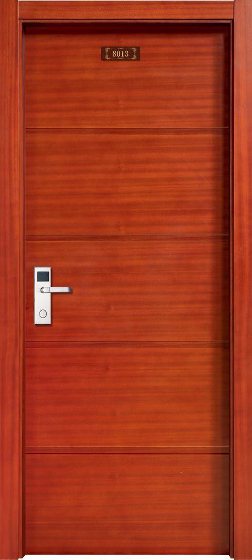 酒店门工程套装门生产厂家广东木门厂直销