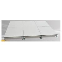 紫臣瓷砖静电地板-南京耐士威防静电地板