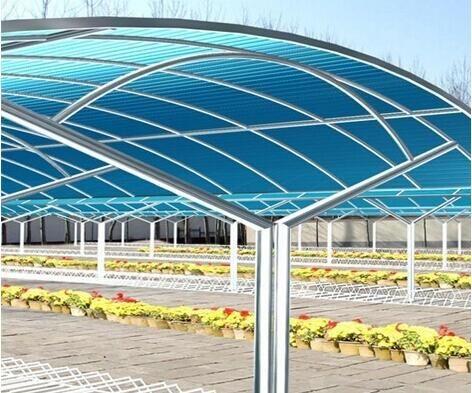 温室阳光板质量测量方法