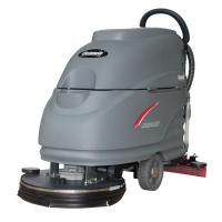 cleanwill(克力威) 手推式洗地机XD20WE