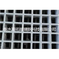 玻璃钢格栅原材料的选用和成品的对比