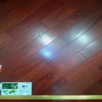 世友地板原木地板耐磨环保实木地板二翅豆实木龙凤檀地板