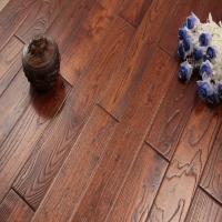 品牌环保世友地板龙凤檀二翅豆原木地板,檀木