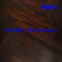 耐磨耐黑酸枝红檀香实木地板/环保耐用/钛晶面高端实木