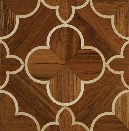 世友地板拼花木地板,柚木枫木高端木种组合产品图片