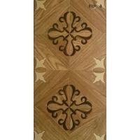 高密度强化复合亚花梨酸枝拼花地板广州木地板特价