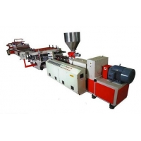 pvc木塑发泡型材设备、pvc结皮发泡板生产线