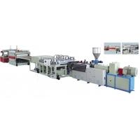 PVC木塑板材生产线 pvc木塑板材设备
