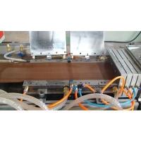 pvc木塑门板生产线设备 pvc窗台板设备生产线