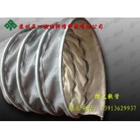 供应品一牌硅钛耐高温风管 硅橡胶玻纤软管 硅胶玻璃纤维管