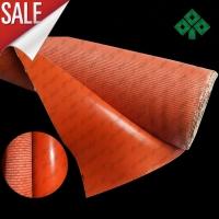 钢丝硅胶布 硅钛软连接布 硅钛合金布