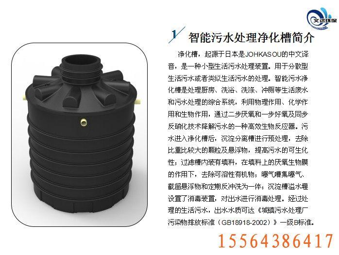 智能成套污水设备 文远农村水处理价格 济南聊城环保厂家