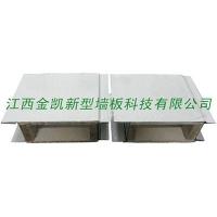 达人手工夹芯板,玻镁岩棉净化板,防火隔热彩钢板