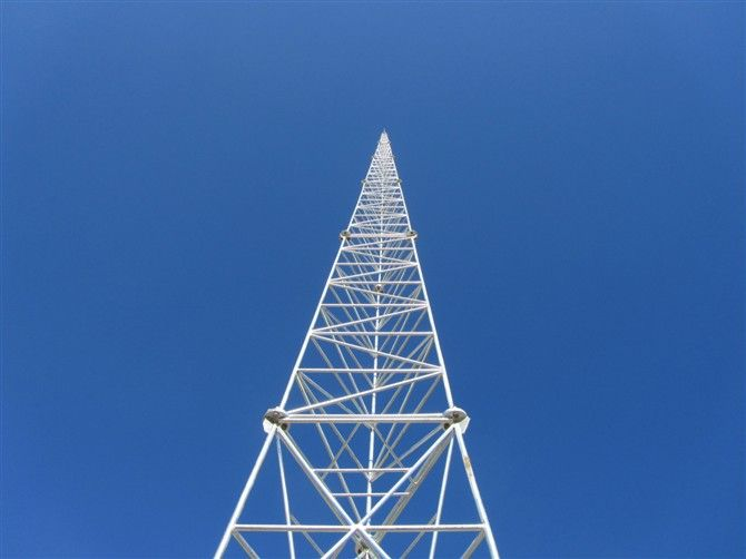 长期大量供应避雷塔,三柱圆钢避雷塔gjt