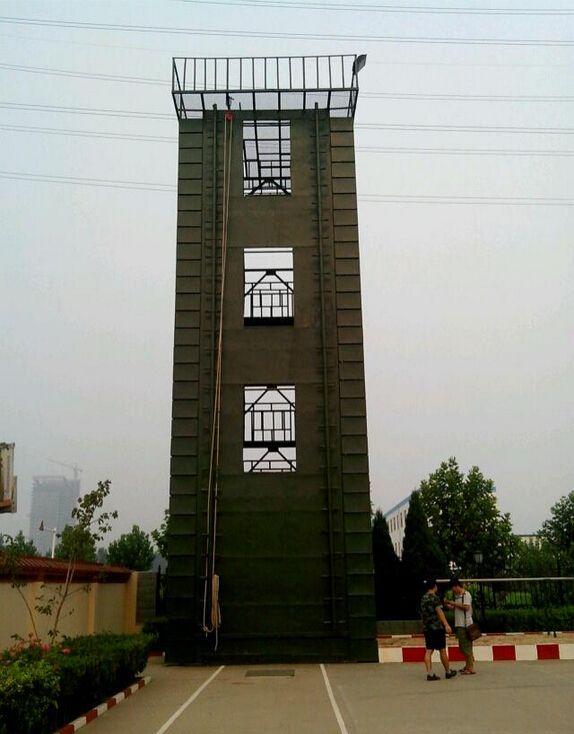 钢结构消防训练塔建筑