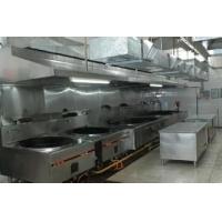 广州厨房设备工程承接厨房排烟系统工程