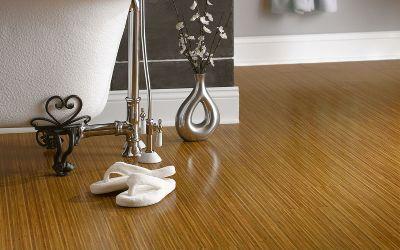 孚洛艺塑地板家用PVC地板 耐磨环保复古地胶板 室内pvc片