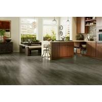 石塑PVC地板 复古木纹 防水耐磨稳定性好