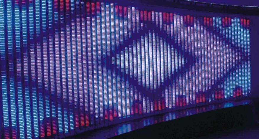 LED護欄管 LED數碼管 LED輪廓燈-- 凱鴻照明