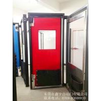 物流通道用冷軋鋼板自由防撞門