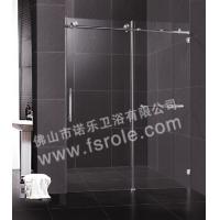 佛山诺乐简易淋浴房R-002淋浴房钢化玻璃
