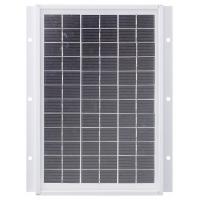5W多晶硅太阳能电池板应急发电小型太阳能发电系统