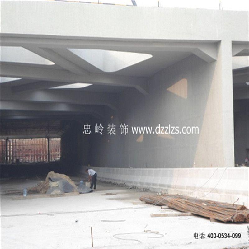 清水混凝土保护剂拉毛漆产品工艺忠岭装饰