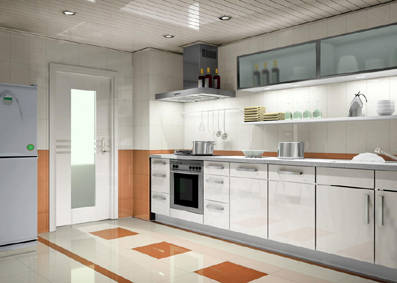Small Modern Kitchen Images