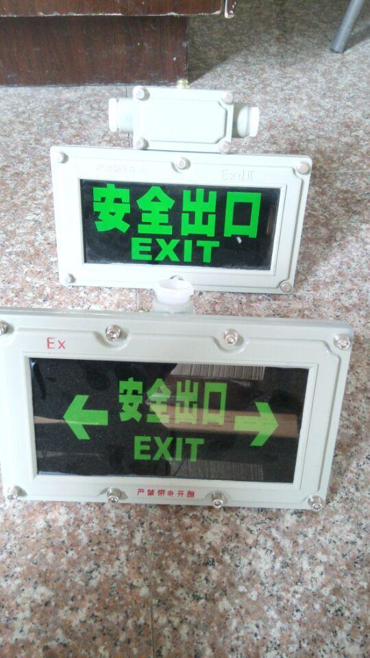 AYD81防爆安全出口应急灯 防爆标志灯