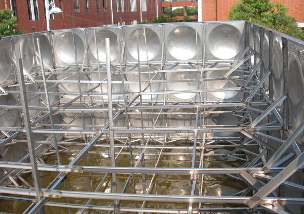 不锈钢保温水箱宁波不锈钢消防水箱