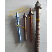 化学锚栓/化学螺栓/螺丝/M8M12M16 M20 M24