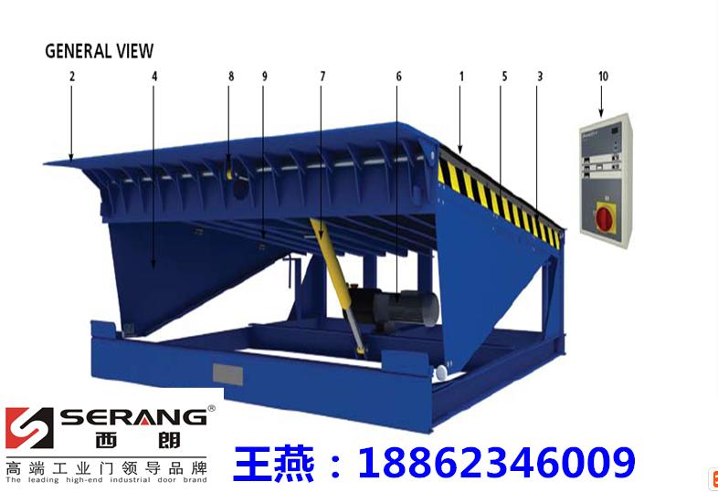 集装箱装卸货平台厂家