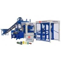 曲波砖生产线 行人道砖机
