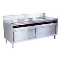 不锈钢保温餐车