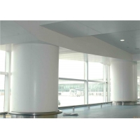 菲普斯品牌包柱铝单板聚酯粉