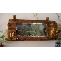 生态壁画-画中养鱼