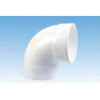 多联PVC排水管件110*90°弯头
