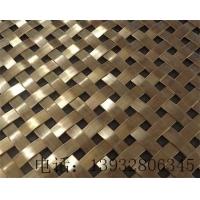 不锈钢金属建筑钢丝网帘