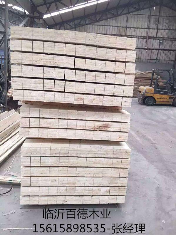 木托盘用免熏蒸木方lvl