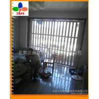 北京環保無毒折疊推拉隔斷門