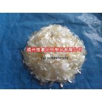 抗裂纖維(聚丙烯纖維、聚丙烯腈纖維、聚酯纖維)