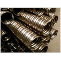 各种规格预应力金属波纹管、波纹扁管