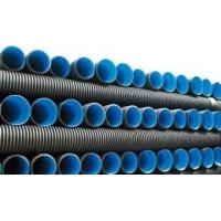 成都HDPE双壁波纹管、成都HDPE钢带螺旋波纹管