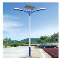 太阳能双头LED道路灯