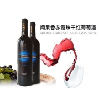 闻果香赤霞珠干红葡萄酒
