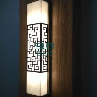仿云石壁灯品质装修效果图片壁灯广东户外壁灯照明品牌