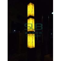 园林景观灯户外广场庭院灯柱方形森隆堡灯饰定制